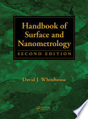 Handbook of Surface and Nanometrology  Second Edition