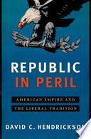 Republic In Peril
