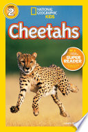 National Geographic Readers  Cheetahs