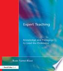 Expert Teaching