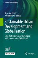 download ebook sustainable urban development and globalization pdf epub