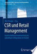CSR und Retail Management