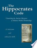 The Hippocrates Code Book PDF