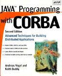 Java Programming With Corba book