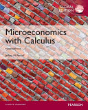 Microeconomics With Calculus Global Edition
