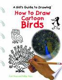 How to Draw Cartoon Birds