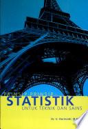 Prinsip Statistik U/teknik & Sains