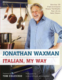Book Italian  My Way