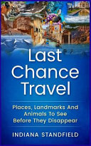 Last Chance Travel book