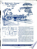 3-bedroom House with Carport and Den