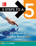 5 Steps to a 5 AP Physics 1 2016