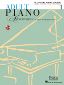 Adult Piano Adventures All in One Lesson Book 1