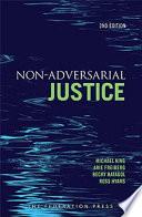 Non Adversarial Justice