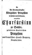 Zehn Sendschreiben an Herrn Marchese Philippo Hercolani, die Merkwürdigkeiten des churbaierischen Hofes und die Residenzstadt München betreffend
