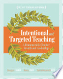 Intentional and Targeted Teaching