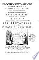 Vecchio testamento secondo la volgata tradotto in lingua italiana e con annotazioni dichiarato dall illustrissimo e reverendissimo monsignore Antonio Martini     Tomo 1    17