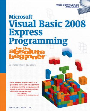 Microsoft Visual Basic 2008 Express Programming for the Absolute Beginner - ISBN:9781435455023