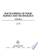 Encyclopedia of food science and technology