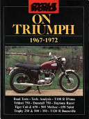 Cycle World On Triumph 1967 1972