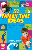 52 Family Time Ideas