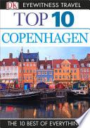 Dk Eyewitness Top 10 Travel Guide Copenhagen