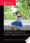 Routledge Handbook of Modern Japanese Literature