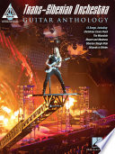 Trans Siberian Orchestra Guitar Anthology