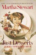 Martha Stewart Just Desserts