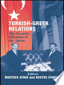 Turkish Greek Relations