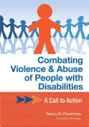 Combating Violence   Abuse of People with Disabilities