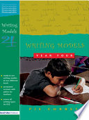 Writing Models Year 4 : this series. the new editions are revised...