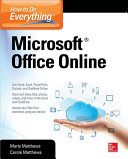 How to Do Everything  Microsoft Office Online