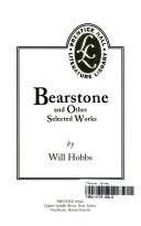 Bearstone And Other Selected Works