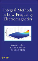 Integral Methods in Low Frequency Electromagnetics