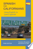 Spanish for Californians  Third Edition