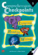 Comprehension Checkpoints