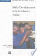 Skills Development In Sub Saharan Africa