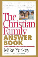 The Christian Family Answer Book Book PDF
