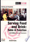 Serving Food and Drink