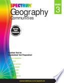 Spectrum Geography  Grade 3