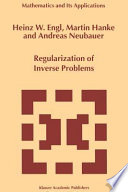 Regularization Of Inverse Problems book