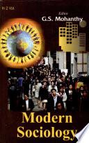 Modern Sociology  Cultural sociology