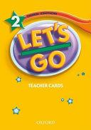 Let s Go 2 Teacher s Card