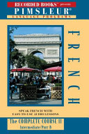 French  European  IIB  the Complete Course