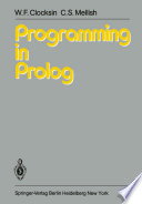Programming in Prolog