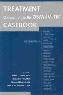 DSM IV TR Casebook