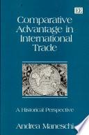 Comparative Advantage in International Trade