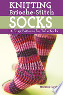 Knitting Brioche Stitch Socks