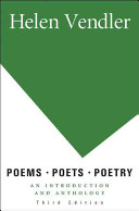Poems, Poets, Poetry