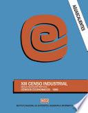 Aguascalientes  XIII Censo Industrial  Resultados definitivos  Censos Econ  micos 1989